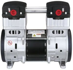 Air Compressor Pump Motor Thermal Overload Protector Ultra Quiet Oil free Filter