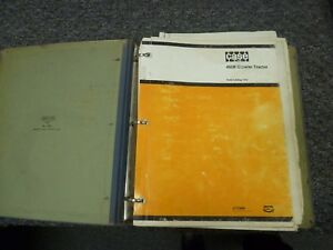 Case 450b Crawler Tractor Dozer Parts Catalog Manual Manual 1372