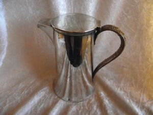 Vintage Silver Plated John Grinsell Coffee Water Pot