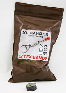 S j Xl Band Castration Scrotum Bull Calves 25 Easy To Use Castrate Tools New