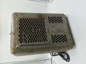 Vintage Industrial Titan Electric Space Heater Milk House Utility