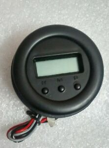Suzuki Sj Sierra Caribiean Samurai Digital Clock Round Dash New Design Free Ship