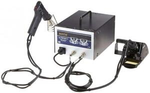 701a All Digital Dual Function Soldering And Desoldering Station 24volt Output