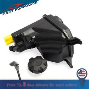 Coolant Reservoir Overflow Expansion Tank W Cap Sensor Fit Bmw 17137607482