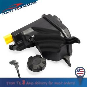 Coolant Reservoir Overflow Expansion Tank With Cap For Bmw 17137607482