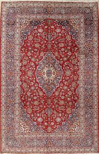 9x15 Persian Traditional Wool Hand Knotted Floral Oriental Area Rug 14 9 X 9 5