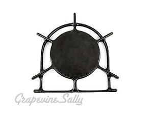 Wedgewood Vintage Stove Parts Original Stove Top Used Burner Grate 8 0