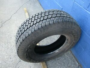 245 70 15 105s Goodyear Wrangler Gs A Used Tire