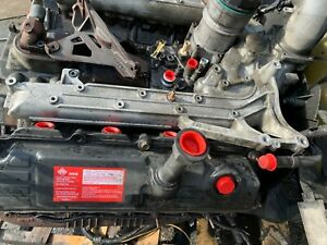 2006 2007 Ford Powerstroke 6 0l Vin P Turbo Diesel Engine Head Studded 6c3z6007m