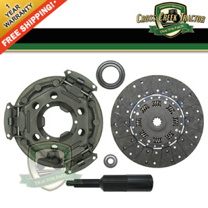 Ckfd16 New Clutch Kit For Ford 2000 2100 2110 2150 2300 2310 2600