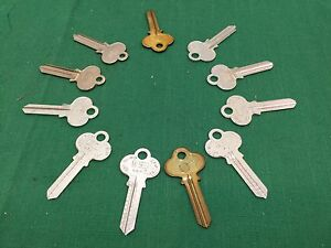 Earle By Curtis Er1 Kywy Key Blanks Set Of 11 Locksmith