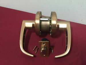 Sargent Grade 2 Commerical Lever Lock Entry Function Locksmith