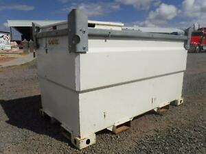 2011 Western Global 30tcg Transcube 793 Gallon Transportable Fuel Storage Tank