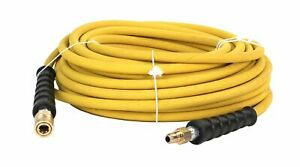 Schieffer 4000 Psi 3 8 X 100 Pressure Washer Hose Animal Fat Resistant Cover
