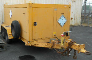 Gas Reclaimer Compressor Sf6 Trailer Good For Landscaping Logging Cement Hauling