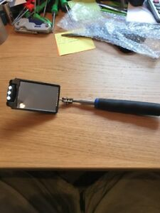 Blue Point Led Inspection Mirror New As Sold By Snap On