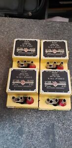 General Radio Co Standard Capacitor Type No 1409 g K L M R T And Y