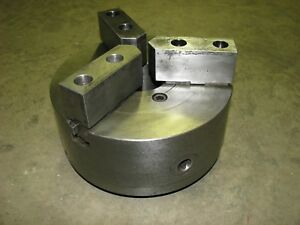 10 Inch 3 Jaw Manual Lathe Chuck For Toolmaker Engine Lathe