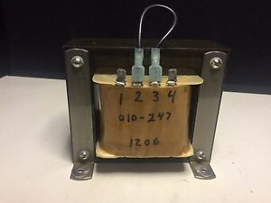 Audion Automation Transformer For Vacumaster Model 2430t 480v 3 phase