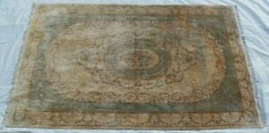 Very Large Palace Size 10 10 X 18 Antique Estate Chinese Oriental Rug
