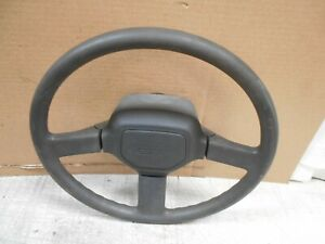 1986 1987 1988 Toyota Celica Factory Steering Wheel Color Is Gray