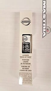 Oem Nissan Touch Up Paint Clear Coat Magnetic Black Color Code G41