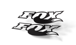 Fox Racing Decal Vinyl Stickers buy 1 Get 2 Free Shipping
