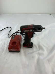 Snap On Ct761 3 8 Cordless Li ion Impact Wrench Kit