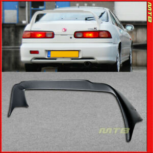 Spoiler Wing For Acura Integra 94 01 Dc2 Hb 3dr Mugen Gen 1 Jdm Gsr Ls Rs Gs