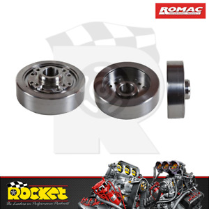 Romac Sports Harmonic Balancer Big Block Ford W Blower Ro0213b 6
