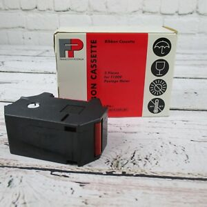 Fp T1000 Ribbon Cassette Francotyp Postalia 3 Pieces For T1000 Postage Meter