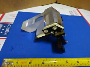 Microscope Part Head Prism Assembly For Reichert Austria Polyvar As Is 65 a 24