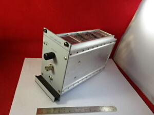 Pi Physik Instrumente Germany High Voltage Hvpzt Amplifier E 507 00 Piezo 94 36