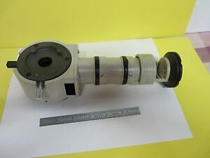 Microscope Nikon Japan Vertical Illuminator Beam Splitter Optics As Is Bin 66 08