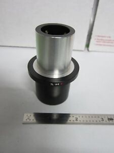 Microscope Camera Port Adaptor Leitz Wetzlar Germany Tl160 Bin f3 04