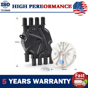Distributor Cap And Rotor Kit For 1996 1997 1998 1999 Chevy Gmc 1500 V8 5 0l 5 7