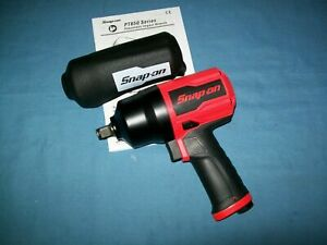 New Snap on 1 2 Drive Super Duty Air Impact Wrench Pt850 In Open Box