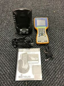 Sensus Ar5501 Utility Meter Reader Data Collector Rugged Field Pc W Charger