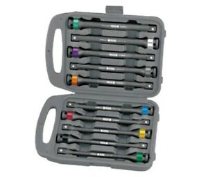 Brand New 10 Piece Torque Limiting Extension Set Matco Tools