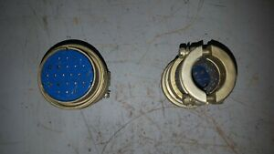 Lot Of 2 Amphenol Connector An 3057 24