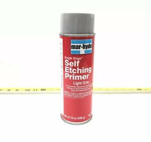 Mar Hyde 5111 Single Stage Self Etching Primer Light Gray New