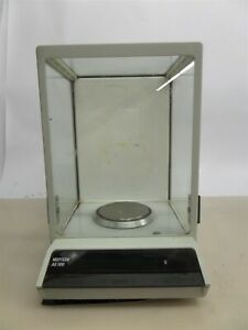 Mettler Toledo Ae100 Precision Digital Analytical Laboratory Scale 109g 0 1mg
