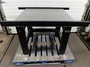 Tmc 63 531 Micro g Lab Table Vibration Isolation Table