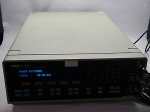 Schlumberger Si 1255 Hf Frequency Response Analyzer Si1255