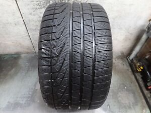 1 295 35 19 100v Pirelli Sottozero Snow Tire 8 5 32 No Repairs 4915