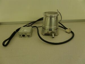 Leybold Type Tw 250 11352 Turbo Molecular Pump With Turbo Drive Td300