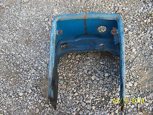 Ford 4000 Grille Shell Front Nose Grille Housing