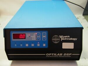 Wyatt Technology Optilab Dsp Interferometric Refractometer