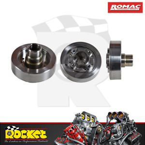 Romac Performance Harmonic Balancer Ford 302 351w Ho W Blower Ro0240sa B