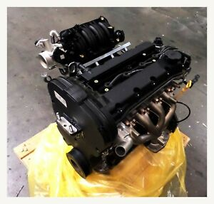 2006 2008 Chevrolet Aveo New Complete L4 Engine 1 6l Dohc 96448470